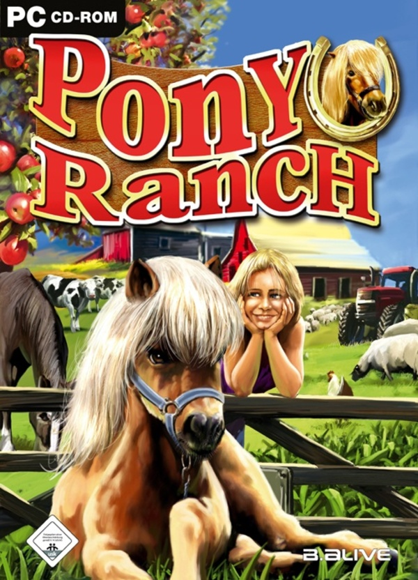 Cover zu Pony Ranch