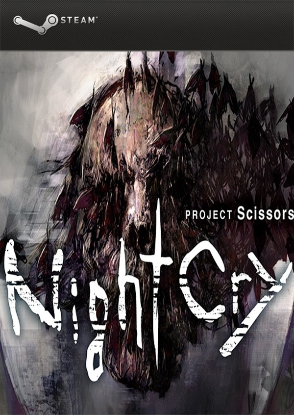 Cover zu Project Scissors: NightCry
