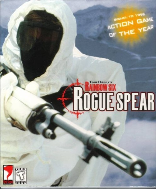 Cover zu Rainbow Six: Rogue Spear