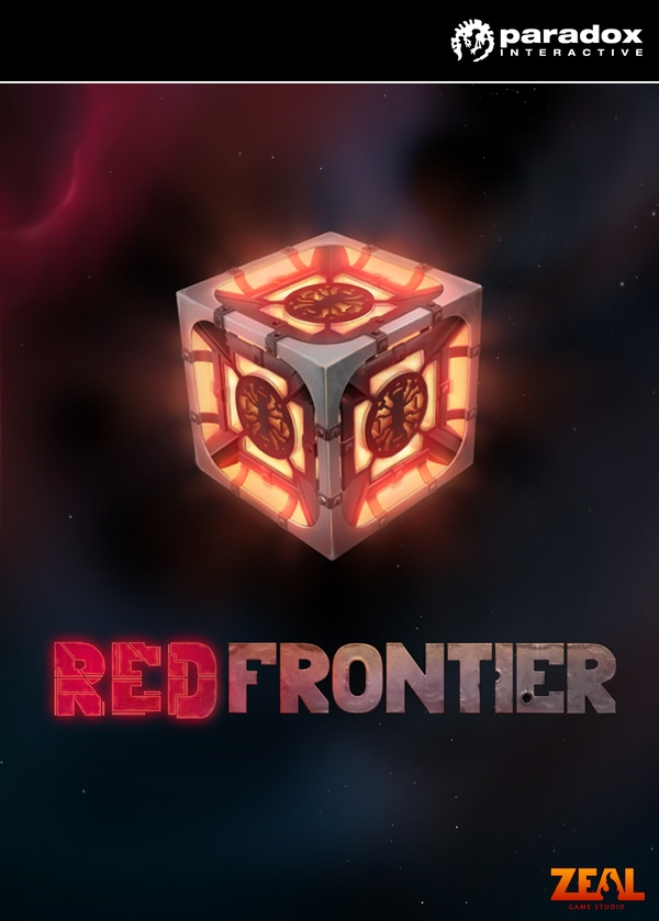 Cover zu Red Frontier