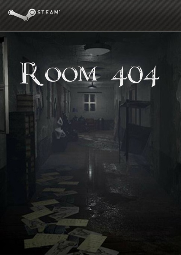 Cover zu Room 404
