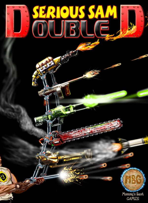 Cover zu Serious Sam: Double D