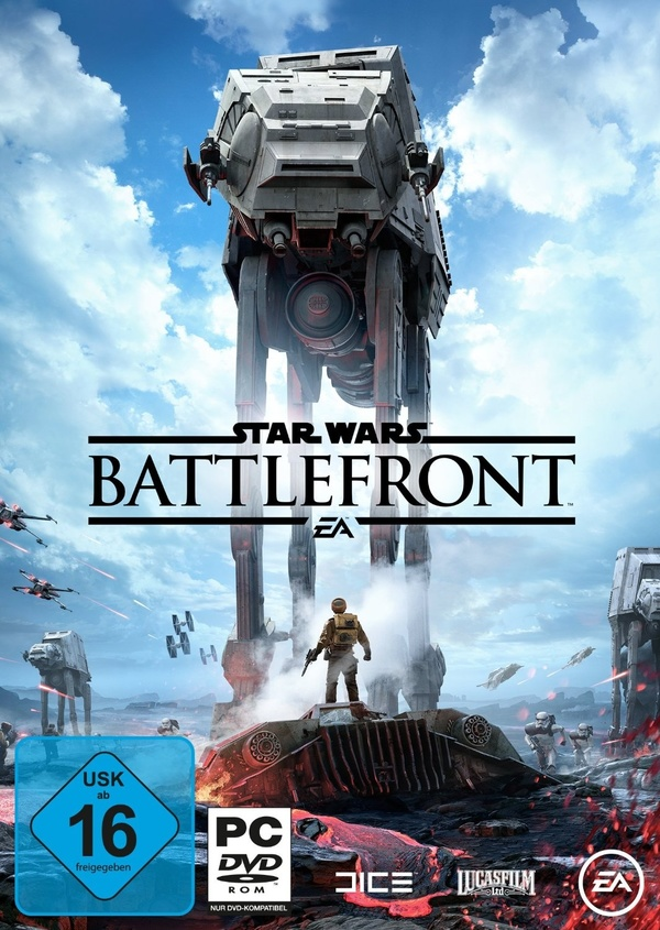 Cover zu Star Wars: Battlefront