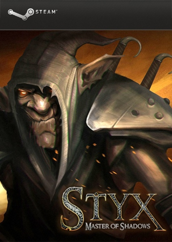 Cover zu Styx: Master of Shadows