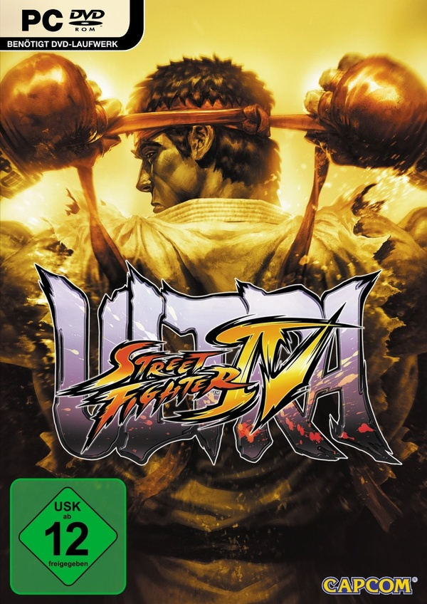 Cover zu Ultra Street Fighter 4