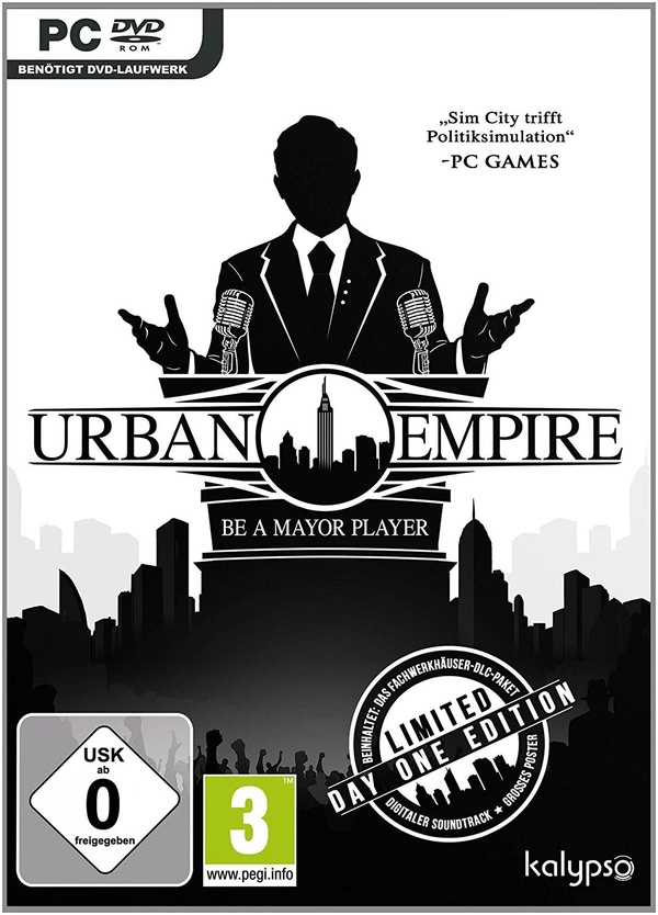 Cover zu Urban Empire
