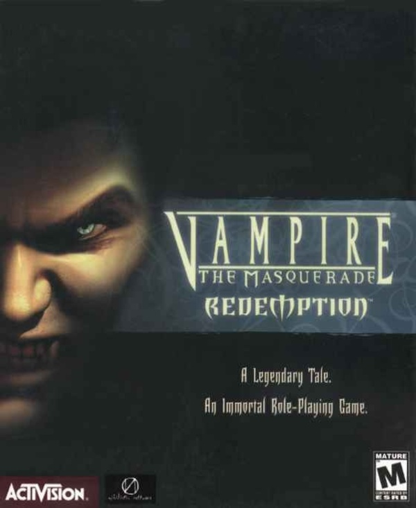 Cover zu Vampire: The Masquerade - Redemption