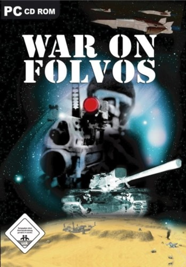Cover zu War on Folvos