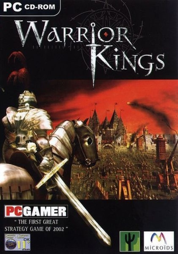 Cover zu Warrior Kings