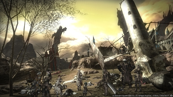 Screenshot zu Final Fantasy 14 Online - Screenshots
