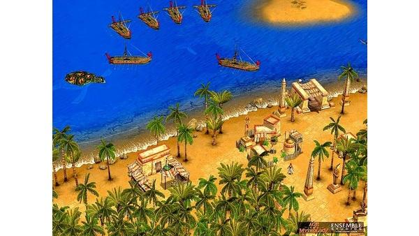 Screenshot zu Age of Mythology - Screenshots