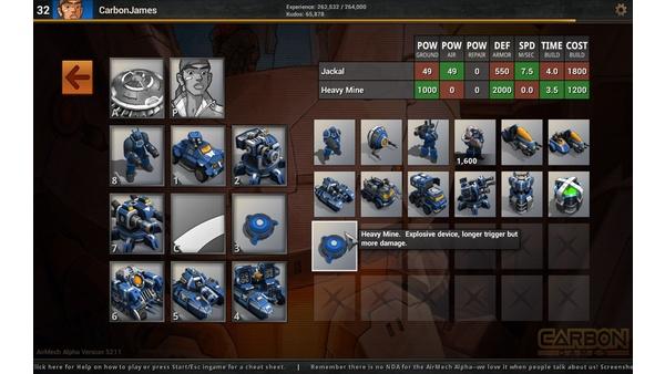 Screenshot zu AirMech - Screenshots aus der PC-Version