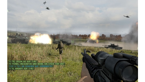 Screenshot zu Armed Assault 2 - Screenshots