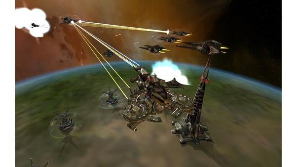 Screenshot zu Armada 2526: Supernova - Screenshots