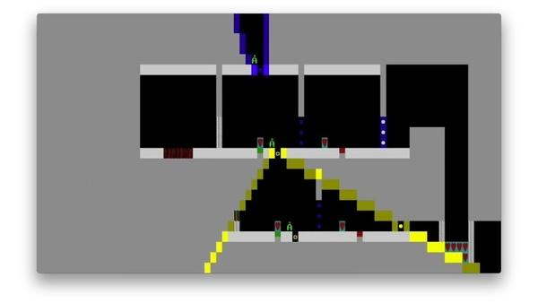Screenshot zu ASCIIpOrtal - Screenshots