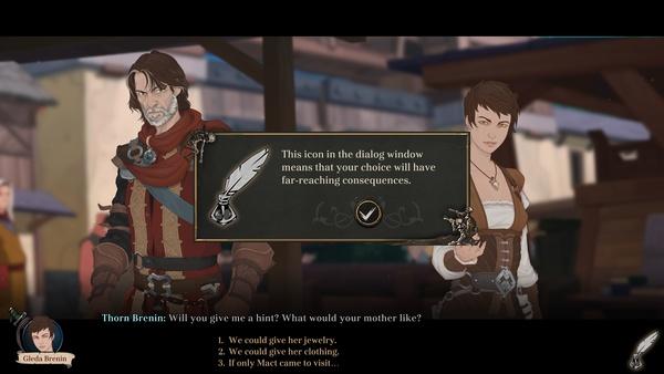 Screenshot zu Ash of Gods: Redemption - Screenshots