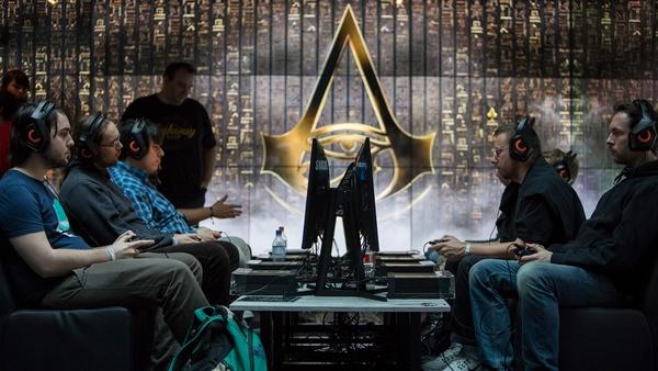 Bild der Galerie Assassin's Creed Event Berlin