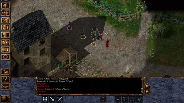 Screenshot zu Baldur's Gate: Enhanced Edition - Screenshots