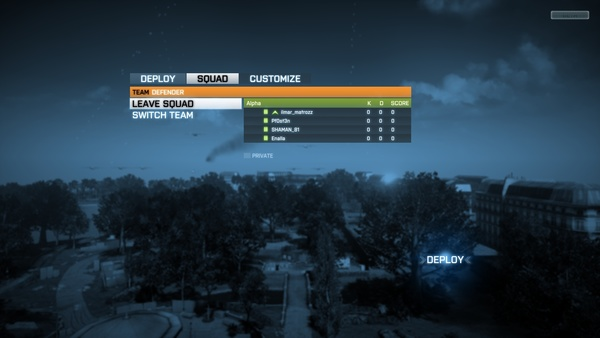 Screenshot zu Battlefield 3 - Screenshots aus der Multiplayer-Beta