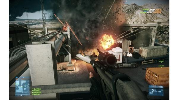 Screenshot zu Battlefield 3 - Wettbewerb: Der Battlefield-Moment