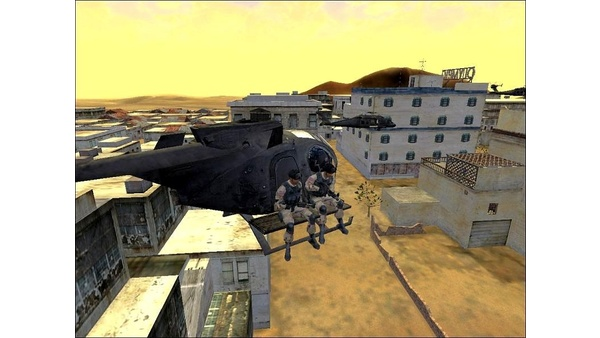 Screenshot zu Black Hawk Down - Screenshots