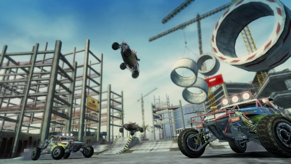 Screenshot zu Burnout Paradise - Screenshots