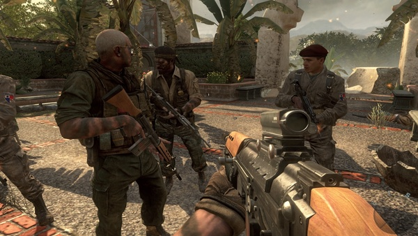 Screenshot zu Call of Duty: Black Ops 2 - Screenshots