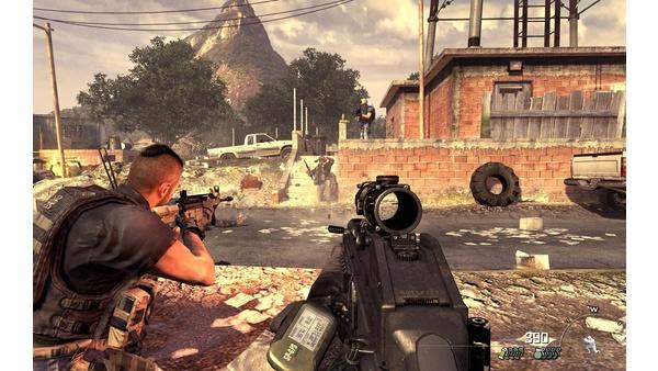 Screenshot zu Call of Duty: Modern Warfare 2 - Screenshots