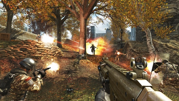 Screenshot zu Call of Duty: Modern Warfare 3 - Januar-DLC