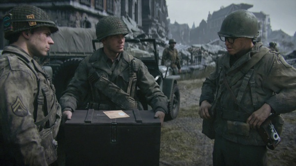Screenshot zu Call of Duty: WW2 - Screenshots