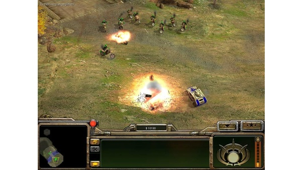 Bild der Galerie Panzer in Command & Conquer Generäle - Screenshots