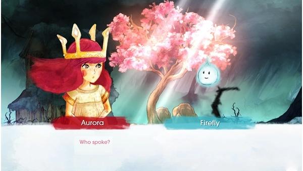 Screenshot zu Child of Light - Screenshots