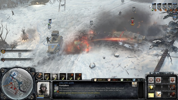 Screenshot zu Company of Heroes 2 - Screenshots