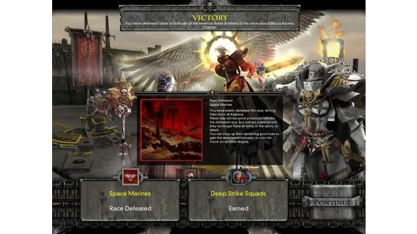 Screenshot zu Dawn of War: Soulstorm - Screenshots