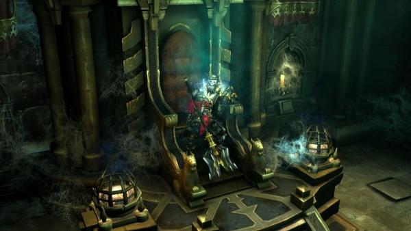 Screenshot zu Diablo 3 - Bilder aus dem Wizard-Trailer