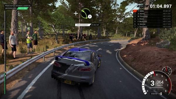 Screenshot zu DiRT 4 - Screenshots