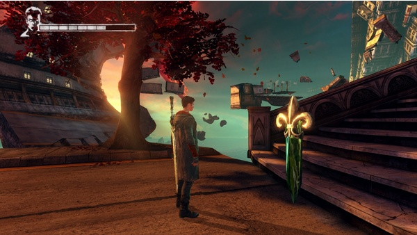 Screenshot zu DmC - Screenshots