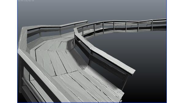 Screenshot zu Doom 4 - Render-Studien