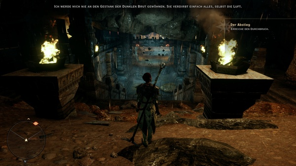 Screenshot zu Dragon Age: Inquisition - Screenshots aus dem DLC »The Descent«