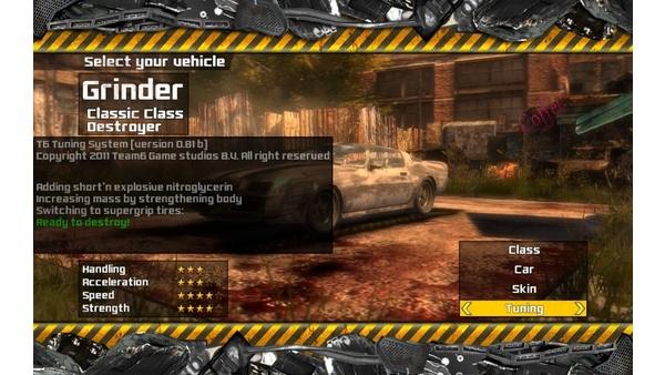 Screenshot zu Flatout 3: Chaos & Destruction - Screenshots