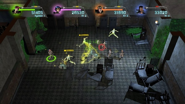 Screenshot zu Ghostbusters: Sanctum of Slime - Screenshots