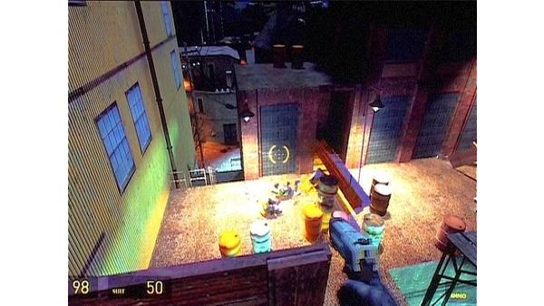 Screenshot zu Half-Life 2 - Screenshots