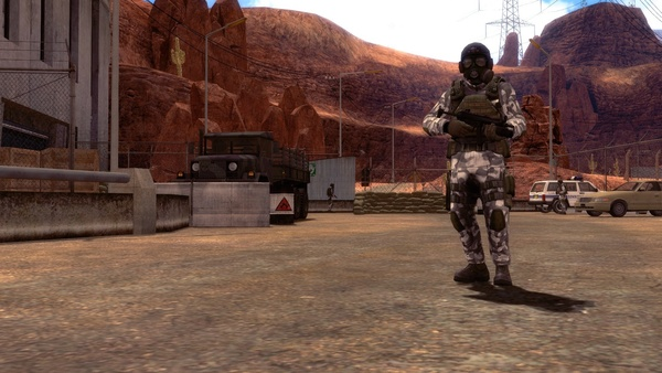 Screenshot zu Half-Life: Black Mesa - Bilder aus dem Fan-Remake