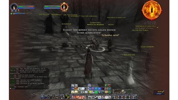 Screenshot zu Herr der Ringe Online: Die Belagerung des Düsterwalds - Screenshots
