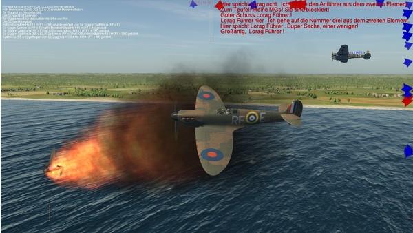 Screenshot zu IL-2 Sturmovik: Cliffs of Dover - Screenshots