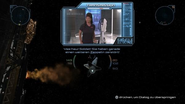 Screenshot zu Iron Sky: Invasion - Screenshots
