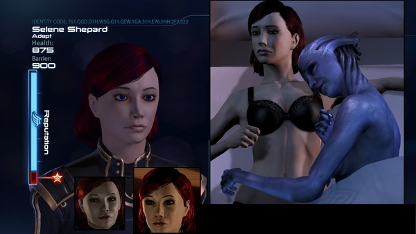 Screenshot zu Mass Effect 3-Wettbewerb - Community-Shepards
