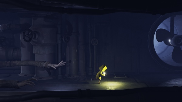 Screenshot zu Little Nightmares - Screenshots