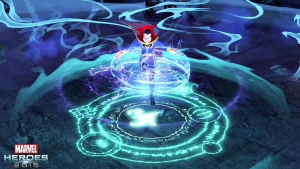 Screenshot zu Marvel Heroes - Screenshots