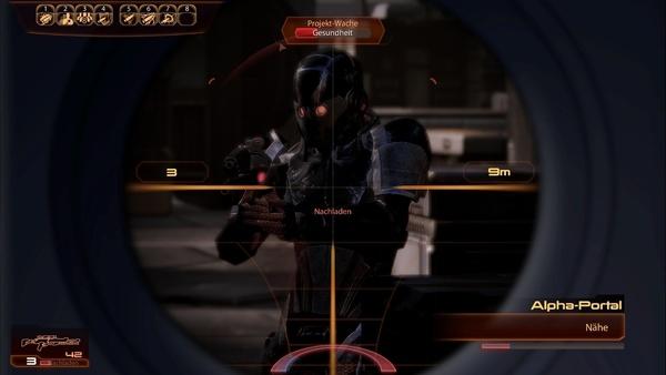 Screenshot zu Mass Effect 2 - DLC: Die Ankunft